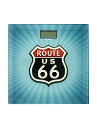 1 Bathroom scale Vintage Route 66 200x260 - Bathroom scale Vintage Route 66
