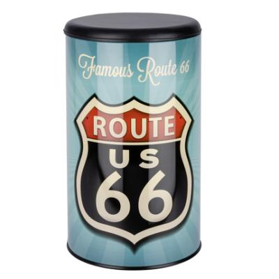 1 Laundry bin Vintage Route 66 430x430 400x400 - Laundry bin Vintage Route 66