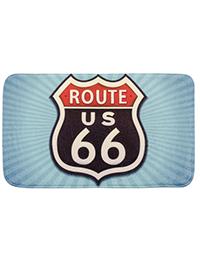 2 Bath mat Vintage Route 66 200x260 - Bath mat Vintage Route 66