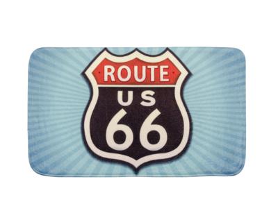 2 Bath mat Vintage Route 66 538x427 400x317 - Bath mat Vintage Route 66