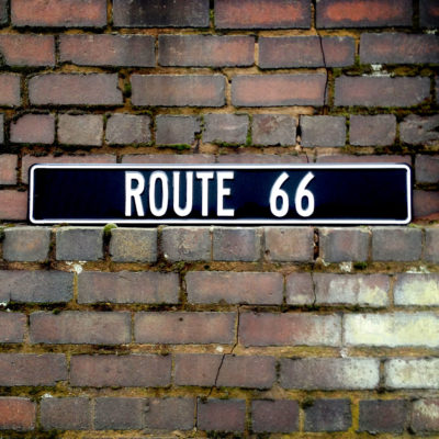 2 ROUTE 66 STREET SIGN 1992x1992 400x400 - ROUTE 66 STREET SIGN