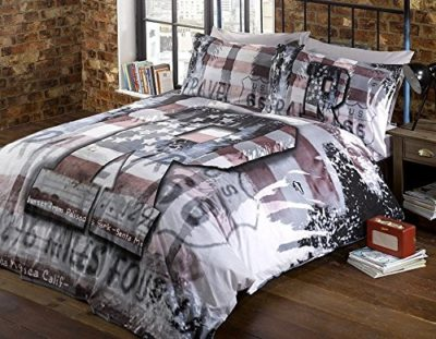 2 Route 66 Bedding Double Duvet Cover and Pillowcase Pennsylvania 500x389 400x311 - Route 66 Bedding - Double Duvet Cover and Pillowcase - Pennsylvania