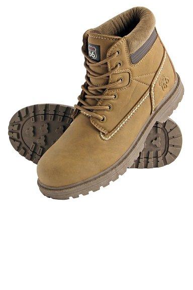 3 Halbstiefel braun 384x575 - ROUTE 66 - Half Boots