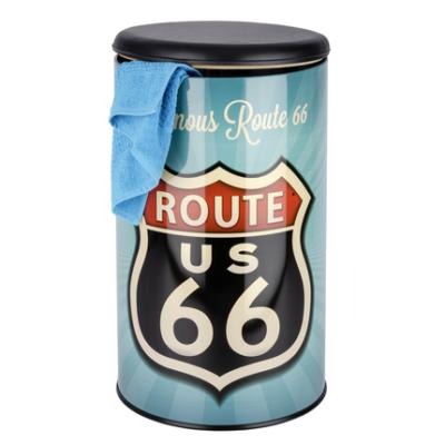 3 Laundry bin Vintage Route 66 430x430 400x400 - Laundry bin Vintage Route 66