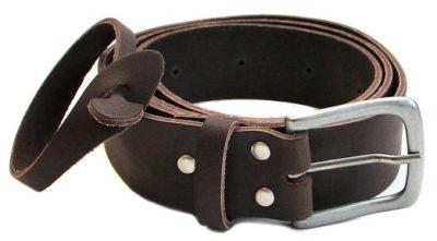 3 Ledergürtel mit Armband braun 522x288 400x221 - Route 66 - Ledergürtel mit Armband