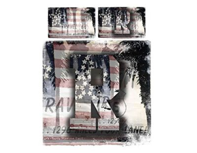 3 Route 66 Bedding Double Duvet Cover and Pillowcase Pennsylvania 500x389 400x311 - Route 66 Bedding - Double Duvet Cover and Pillowcase - Pennsylvania