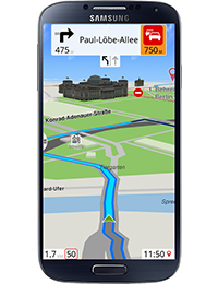 3 navigation - ROUTE 66 Navigate for Android