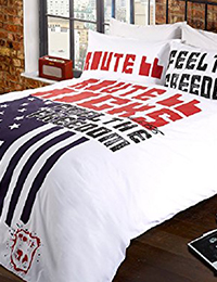4 Route 66 Bedding Double Duvet Cover and Pillowcase Feel The Freedom 200x260 - Route 66 Bedding - Double Duvet Cover and Pillowcase - Feel The Freedom