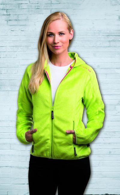 7 Damen Trekkingjacke grun 922x15001 400x651 - ROUTE 66 - Ladies Trekking Jacket
