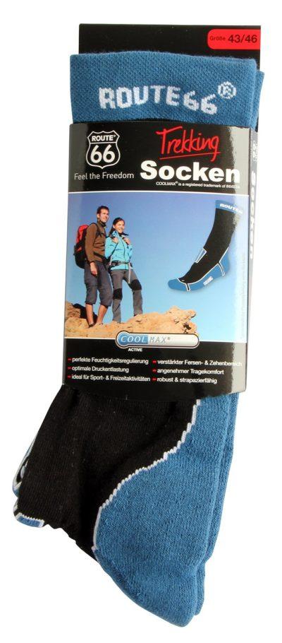 8 Trekking Socken blau 659x15001 400x910 - Route 66 - Trekking Socken