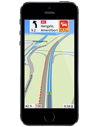 traffic1 - ROUTE 66 Navigate for iPhone and iPad
