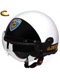 1 CAPACETE KRAFT PLUS ROUTE 66 SHERIFF BRANCO 200x260 - CAPACETE KRAFT PLUS ROUTE 66 SHERIFF BRANCO