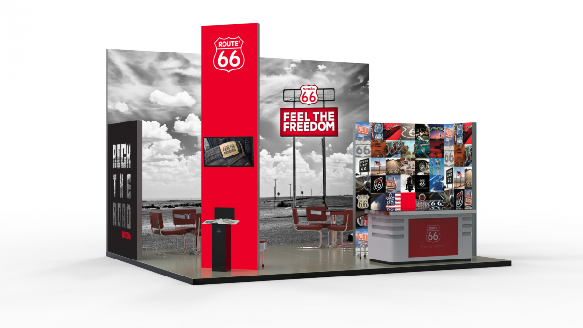 ROUTE66 2015 Booth New 08 1200x675 - Brand Licensing Europe 2015