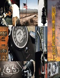 12 - Canvas 78x135 Route 66 - compilation