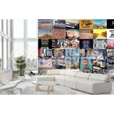 151 400x400 - Creative Collage Route 66