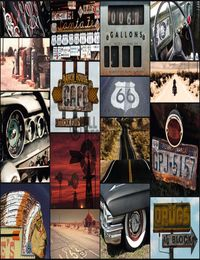9 - Deco Block 118x70 Route 66 - compilation II
