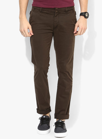 26 400x546 - Route 66 Green Skinny Fit Chinos