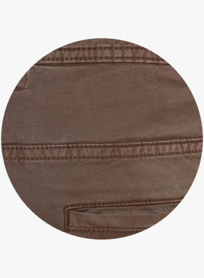 32 1 400x545 - Route 66 Brown Solid Slim Fit Chinos