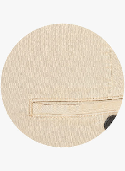 44 2 400x545 - Route 66 Beige Solid Skinny Fit Chinos