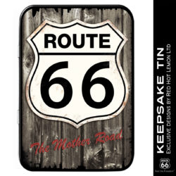 1 250x250 - ROUTE 66 WOOD KEEPSAKE TIN (pack of 3)