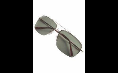 c 400x250 - ROUTE 66 Feel the Freedom Eyewear Sonnenbrille mit Halbrand-Fassung