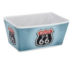 cos 250x207 - Storage basket Vintage Route 66 Size M