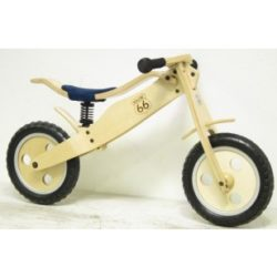 "cyc2 250x250 - 12"" Route 66 Wood Suspension Balance Bike"