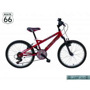 "cyc5 - 20"" Route 66 GOST Hardtail"