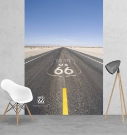 h4 258x275 - 1Wall Iconic Route 66 US Feature Wall Wallpaper Mural | 158cm x 232cm