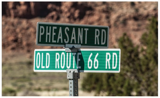 old route 66 rd