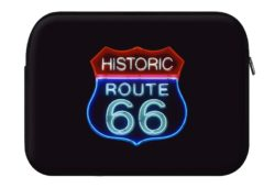 historic route 66 laptop eco sleeve 250x171 - Historic ROUTE 66 - Laptop Eco Sleeve
