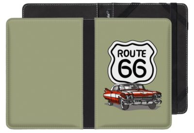 old route 66 ereader cover 400x274 - Old ROUTE 66 - E-reader Cover