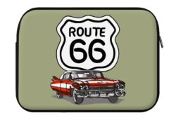 old route 66 laptop eco sleeve 250x171 - Old ROUTE 66 - Laptop Eco Sleeve