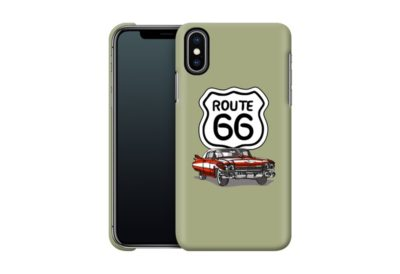 old route 66 smartphone hard case 400x274 - Old ROUTE 66 - Smartphone Hard Case