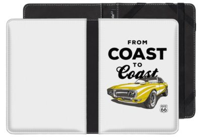 route 66 from coast to coast ereader cover 400x274 - ROUTE 66 From Coast to Coast - Tablet Cover