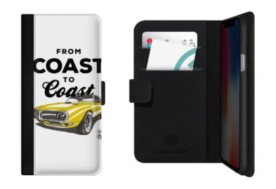 route 66 from coast to coast smartphone flip case 400x274 - ROUTE 66 From Coast to Coast - Smartphone Flip Case