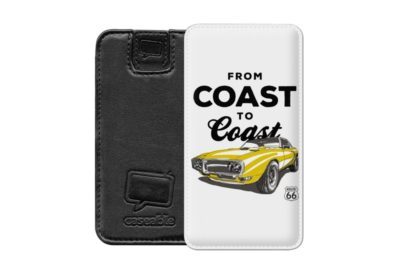 route 66 from coast to coast smartphone pouch 400x274 - ROUTE 66 From Coast to Coast - Smartphone Pouch