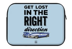 route 66 get lost in the right direction laptop eco sleeve 250x171 - ROUTE 66 Get Lost in the Right Direction - Laptop Eco Sleeve