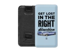 route 66 get lost in the right direction smartphone pouch 250x171 - ROUTE 66 Get Lost in the Right Direction - Smartphone Pouch