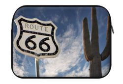 route 66 sign laptop eco sleeve 250x171 - ROUTE 66 Sign - Laptop Eco Sleeve