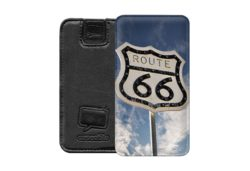 route 66 sign smartphone pouch 250x171 - ROUTE 66 Sign - Smartphone Pouch