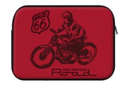 route 66 the mother road laptop eco sleeve 250x171 - ROUTE 66 The Mother Road - Laptop Eco Sleeve