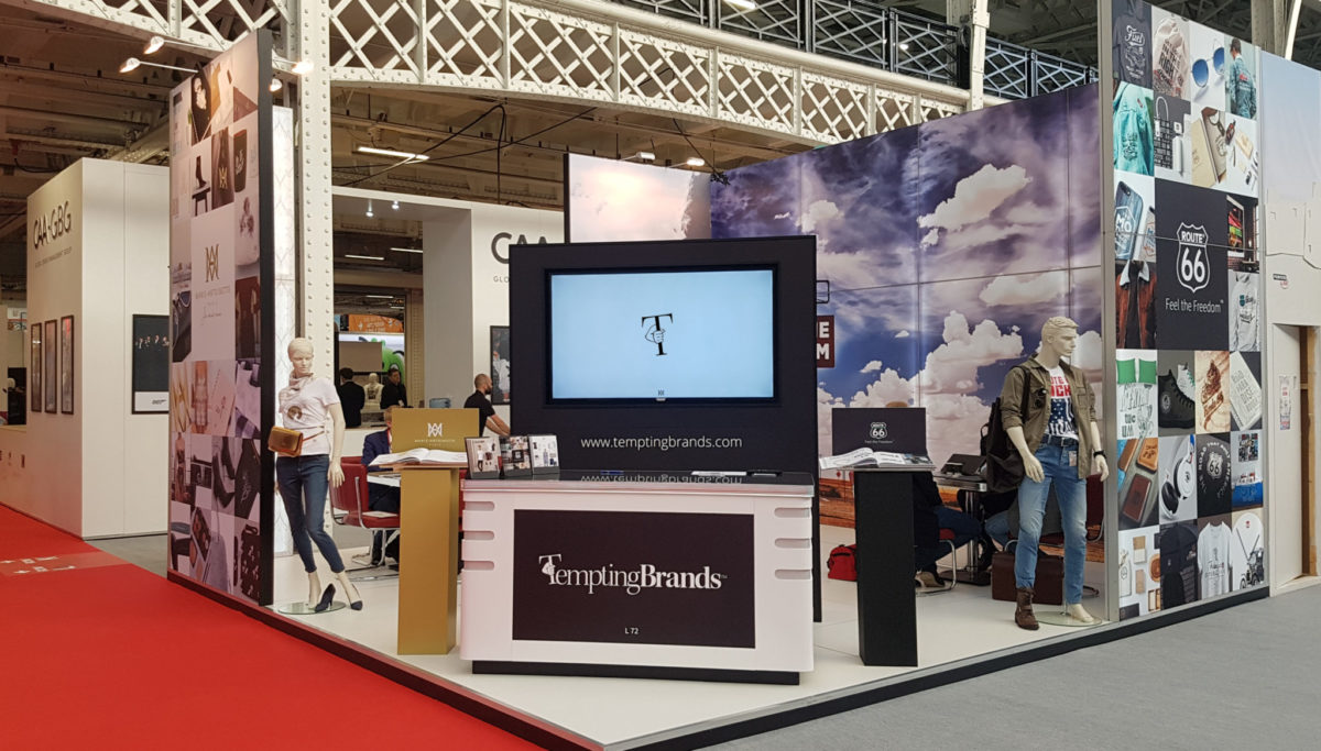 BLE2018. 1200x683 - ROUTE 66 at Brand Licensing Europe 2018